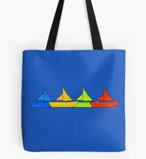 sd Sailboat 2H Tote Bag