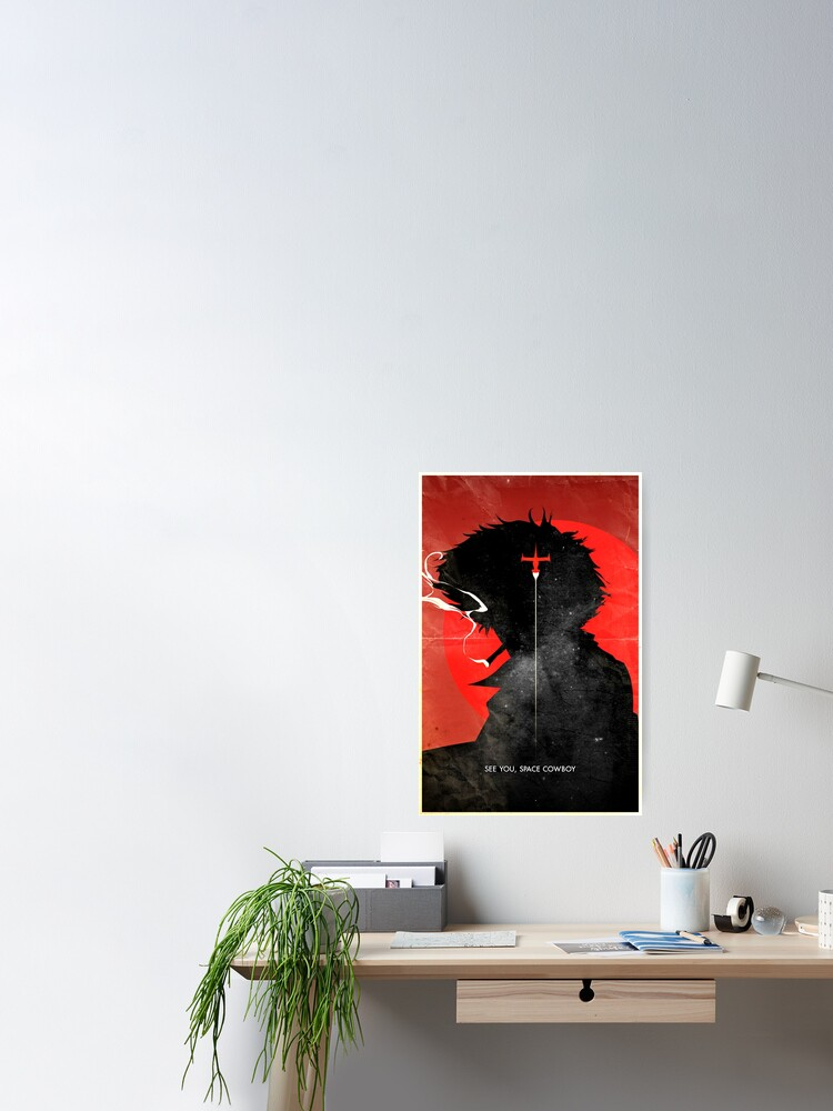 Alternate view of See You, Space Cowboy ver.distressed Poster