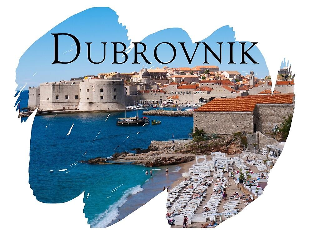 Dubrovnik by Rae Tucker