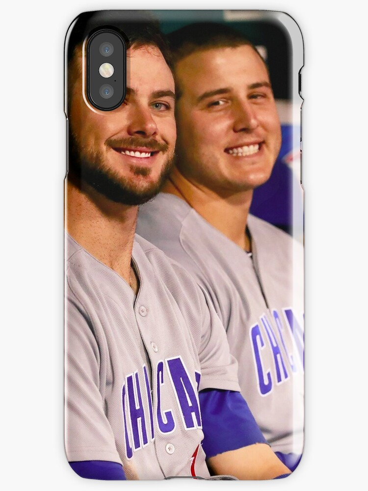 Kris Bryant and Anthony Rizzo by #PoptART products from Poptart.me