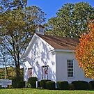 Williamsport Chapel by Monnie Ryan