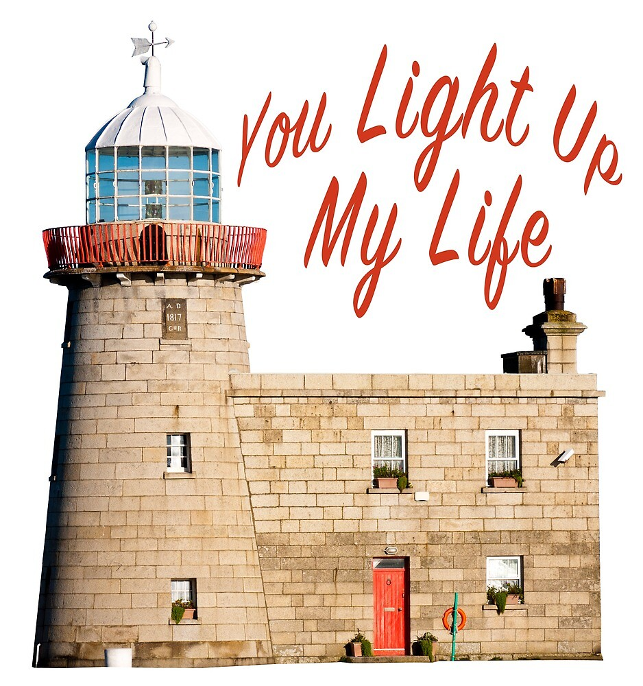 You Light Up My Life by Rae Tucker