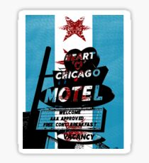 A City Full of Heart Sticker