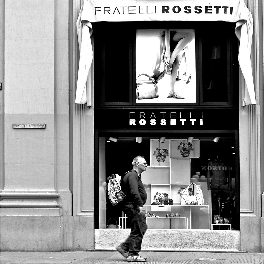 FRATELLI AND ROSETTI by Thomas Barker-Detwiler