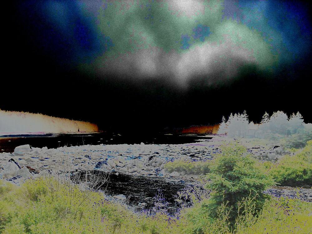 Weird sky by Doreen