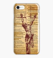 Jesus Christ iPhone Case/Skin