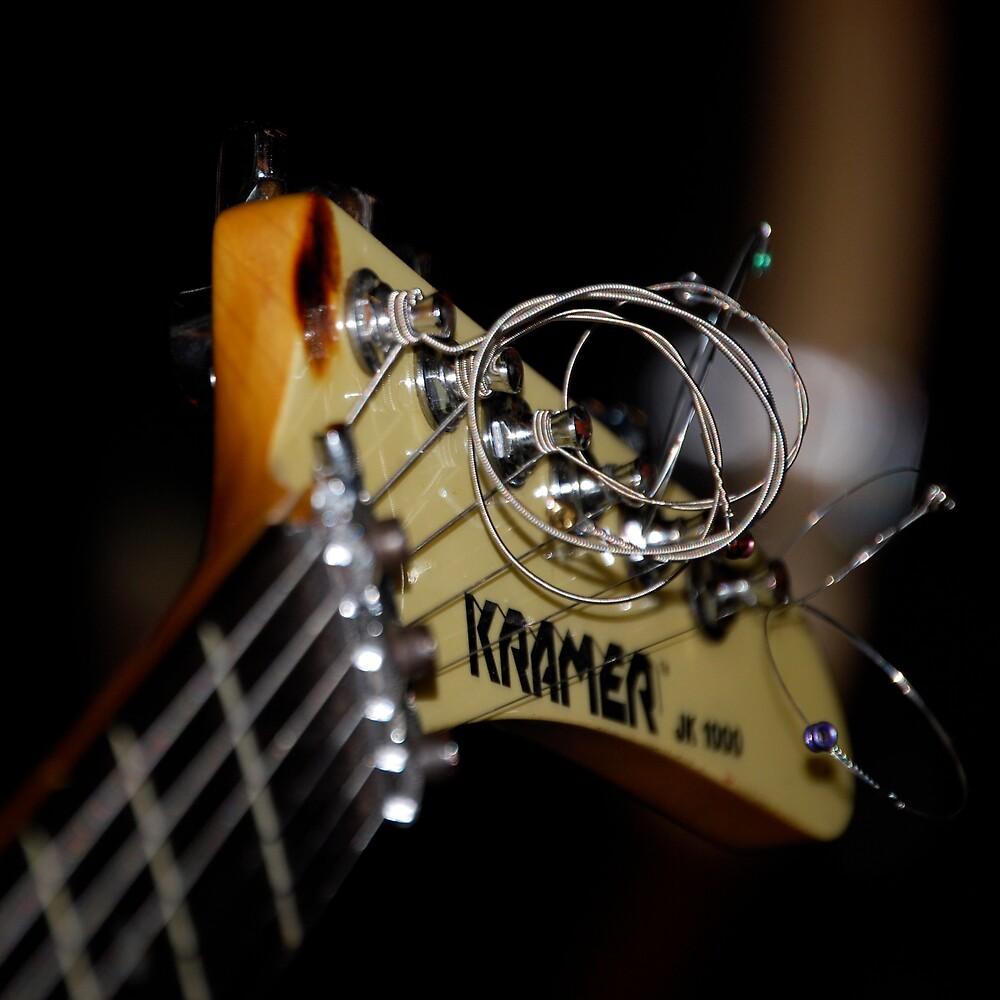 Bass Neck by Rebecca Veldman