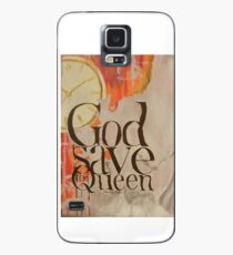 God Save the Queen Case/Skin for Samsung Galaxy