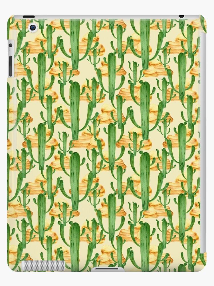 Funny Cactus Pattern 6 by stylebytara