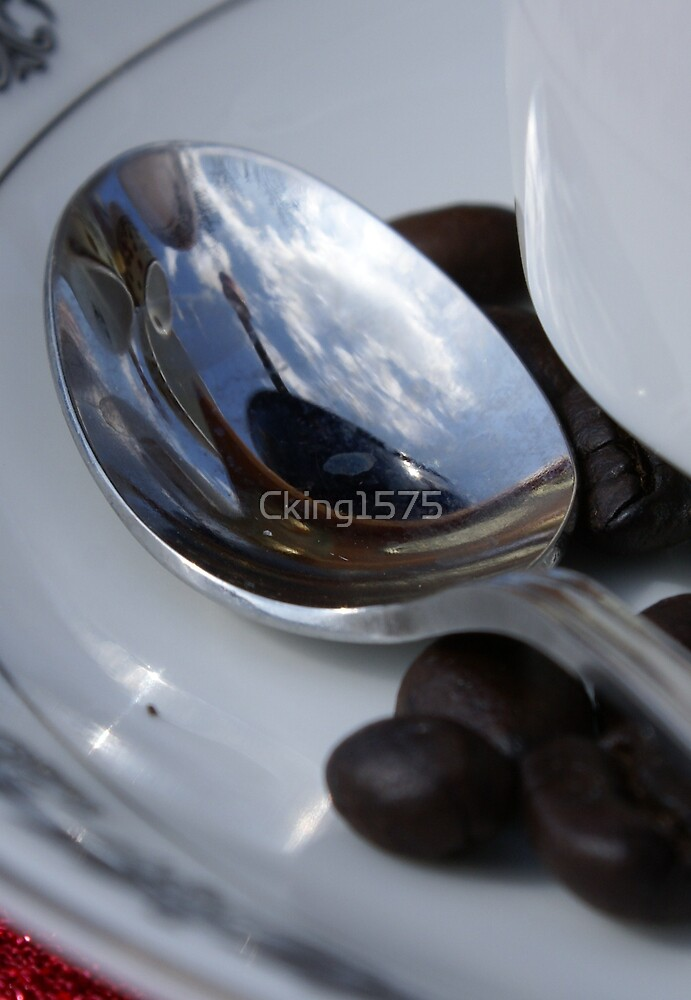 Coffee Reflection by Cking1575