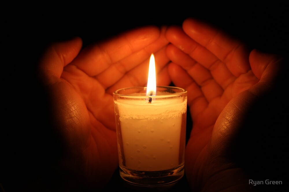 By Candle Light...... by Ryan Green