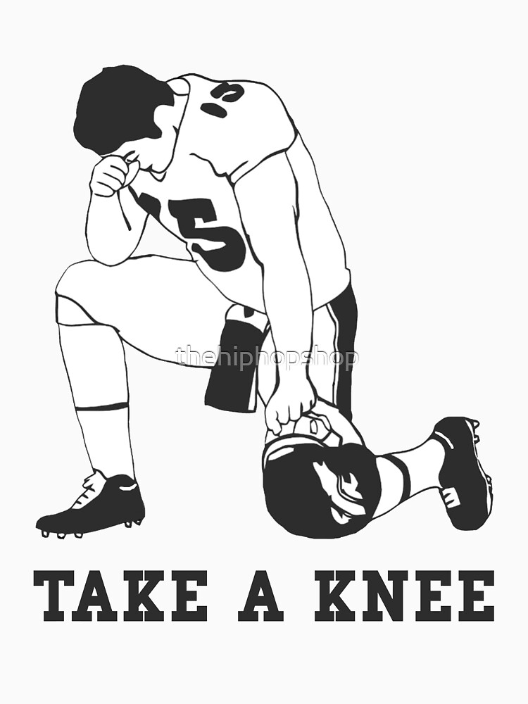 Take a knee by thehiphopshop