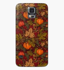 Autumn Pumpkins Case/Skin for Samsung Galaxy
