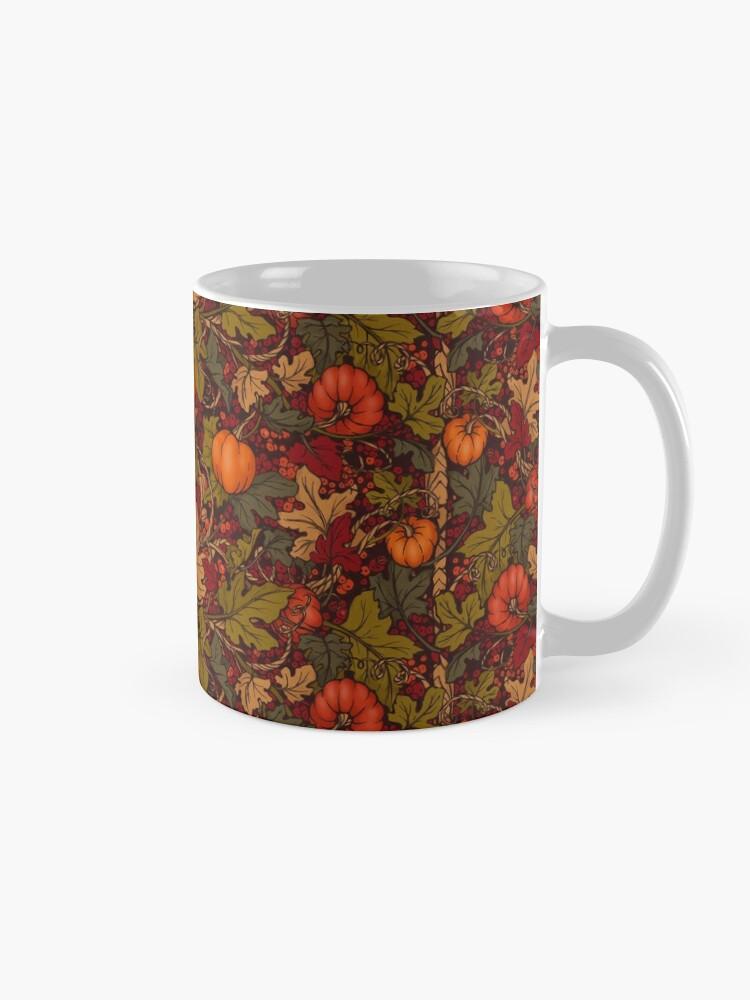 Alternate view of Autumn Pumpkins Mug