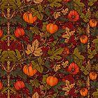 Herbst Kürbisse von juliacoalrye