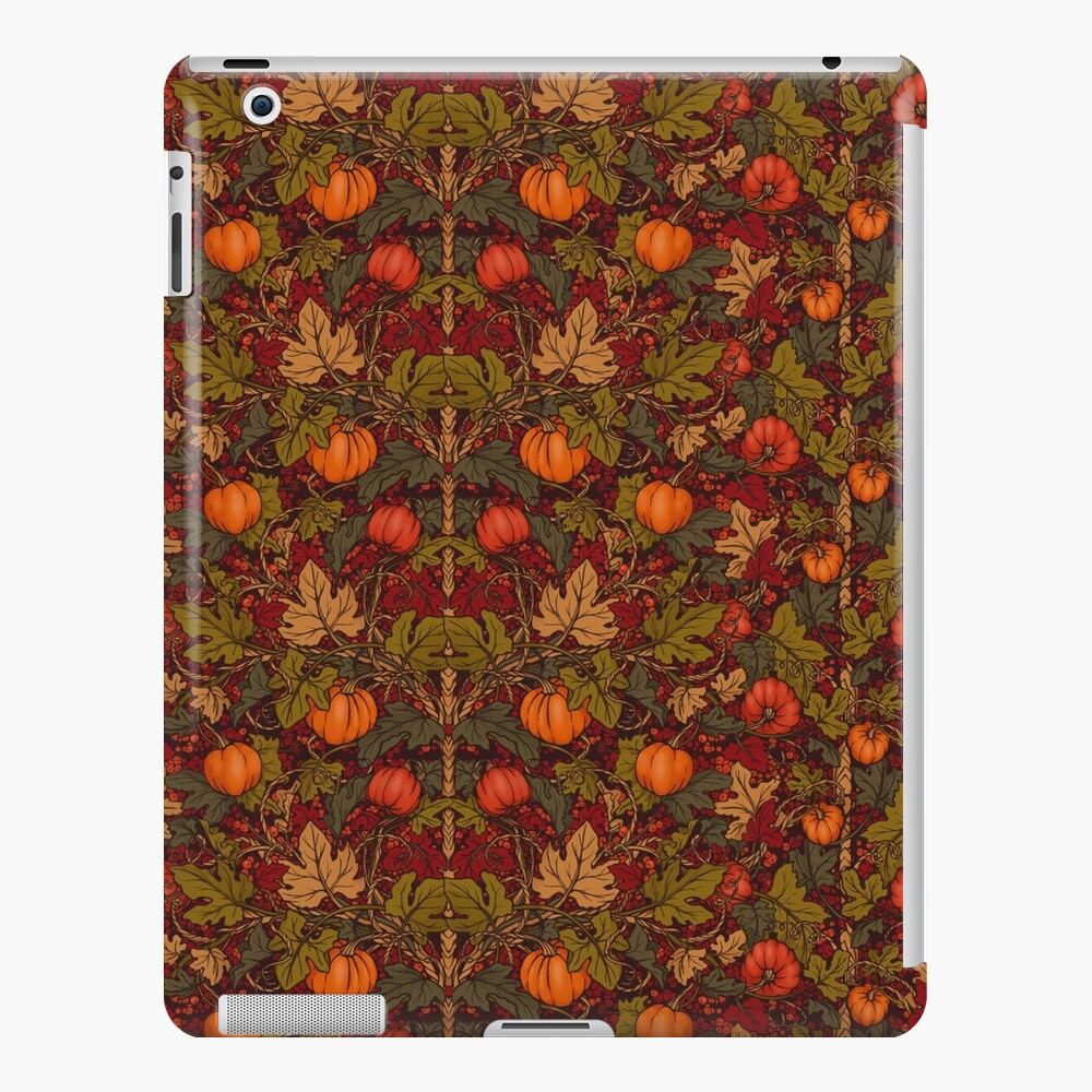 Autumn Pumpkins iPad Case & Skin