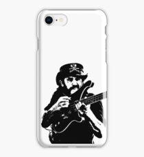 """IAN FRASER """"LEMMY"""" KILMISTER iPhone Case/Skin"""