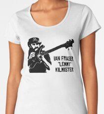 """IAN FRASER """"LEMMY"""" KILMISTER Women's Premium T-Shirt"""
