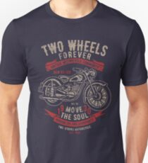 Motorcycle Retro Vintage T-Shirt