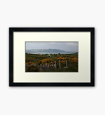 northern Ireland Framed Print