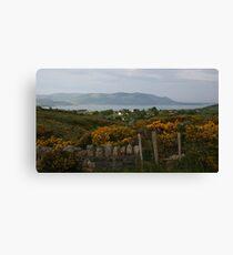 northern Ireland Canvas Print
