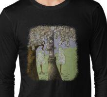 'The Envelope Grower' Long Sleeve T-Shirt