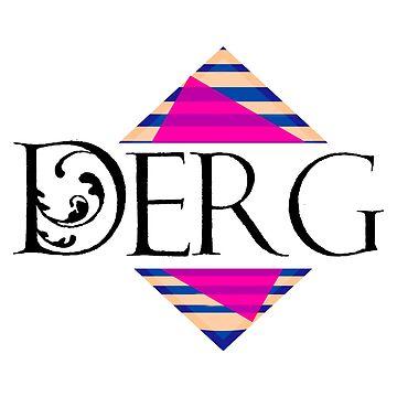 DERG logo by DERG