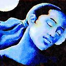 Blue Moon by Angela Treat Lyon