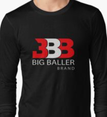 Big baller brand tshirt Long Sleeve T-Shirt