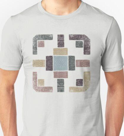 Western Tribal in Earth Tones T-Shirt