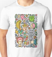 A king for a day Unisex T-Shirt