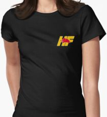 Lancia HF Women's Fitted T-Shirt