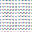 «Mariposa pastel arcoiris» de EuGeniaArt