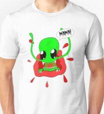 Aliengeburt Unisex T-Shirt