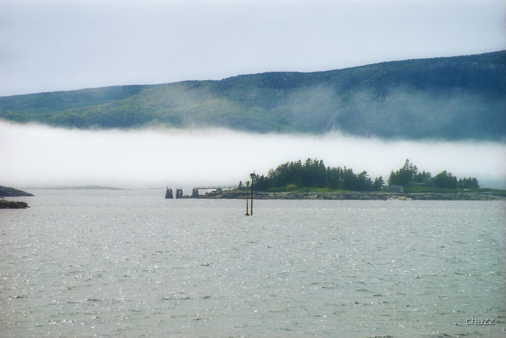 Islands In the Fog by chazz