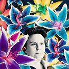 Harper Lee | To Kill a Mockingbird | Digital Collage by zmudart