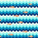 «Peces en el mar» de EuGeniaArt