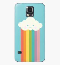Nube de arco iris orgulloso Funda/vinilo para Samsung Galaxy