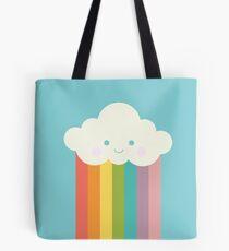 Proud rainbow cloud Tote Bag