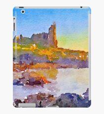 Dunure Castle Scotland iPad Case/Skin