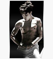 BTS - Jimin Poster