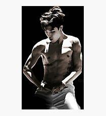 BTS - Jimin Photographic Print