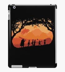 The Fellowship of the Berserk iPad Case/Skin