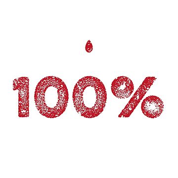 Always Give 100% by ruhanation