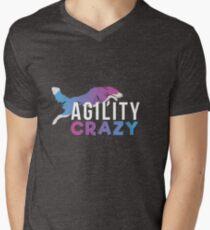 Agility CRAZY - Pink & Blue T-Shirt