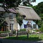 Thatched Cottage, Bretforton by John Dalkin