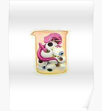 200mL of Eyeballs Poster