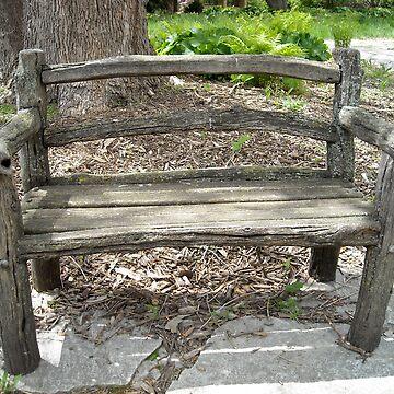 Park Bench by gerelgruber