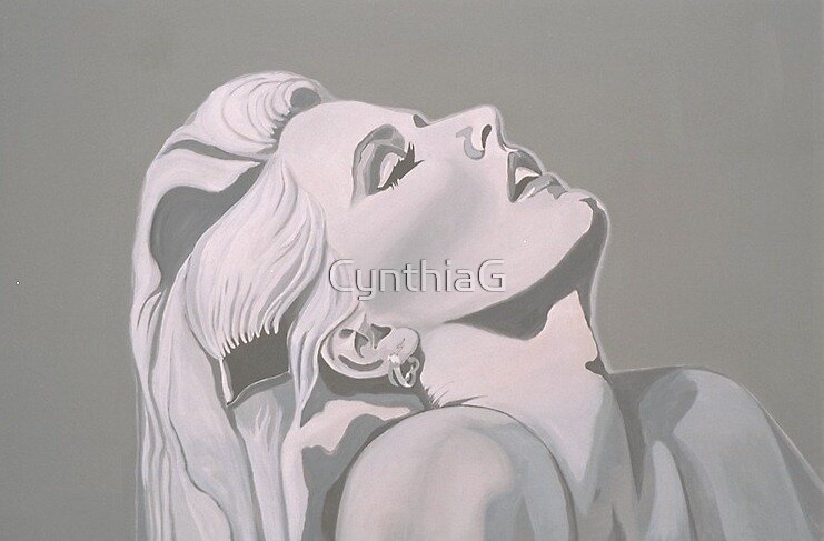 Profile of an Artist by CynthiaG