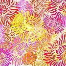 Flower Cracker by Hena Tayeb